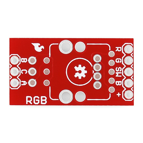 SparkFun Rotary Encoder Breakout - płytka do enkoderów RG / RGB