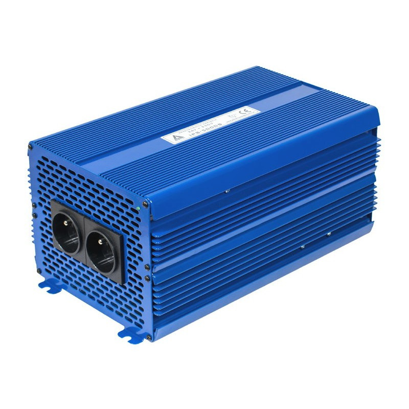 AZO Digital DC / AC Step-Up Voltage Regulator IPS-5000S - 24 / 230V 5000W