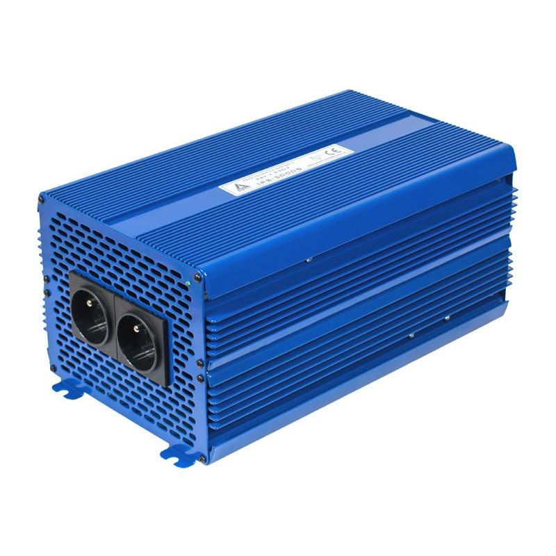 Przetwornica DC/AC step-up AZO Digital IPS-5000S 24/230V 5000W