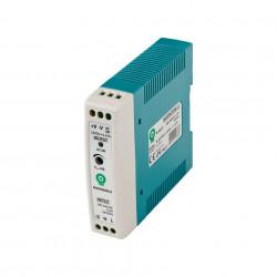 Zasilacz MDIN20W12 na szynę DIN - 12V / 1,67A / 20W