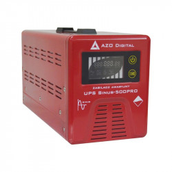 Zasilacz awaryjny UPS +AVR 12V Sinus-500Pro 12V/230V 500VA