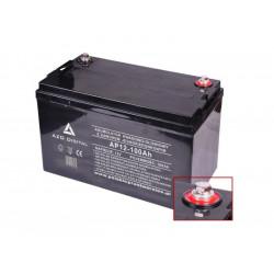 Akumulator bezobsługowy AP12-100 12V / 100Ah VRLA AGM