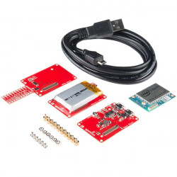 SparkFun Starter Pack dla Intel Edison