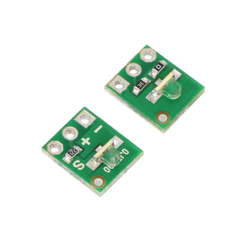 Pololu QTR-L-1A - czujnik odbiciowy - analogowy 2szt.