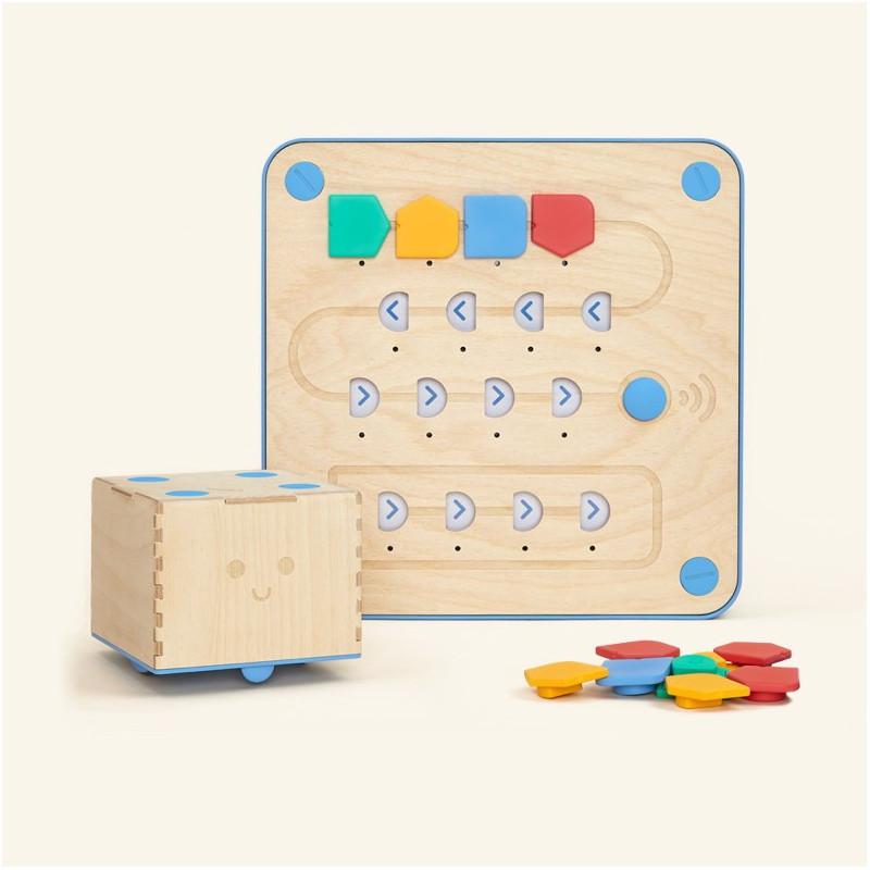 Cubetto - robot do nauki programowania dla najmłodszych