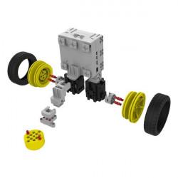 Zestaw kół i opon dla robotów JIMU