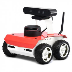 Husarion ROSbot - platforma autonomicznego robota z kontrolerem Core2-ROS + czujnik Lidar
