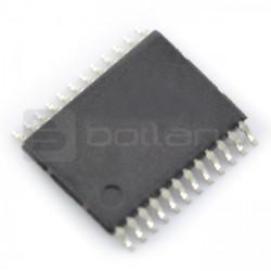 Przetwornik A/C LTC1859IG PBF 16-bitowy 8-kanałowy SPI - SMD