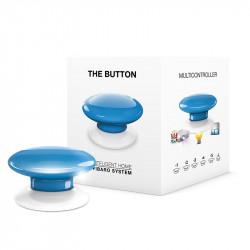 Fibaro Button - przycisk automatyki domowej - zielony