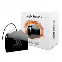 Fibaro Single Switch 2 - przekaźnik 230V Z-Wave