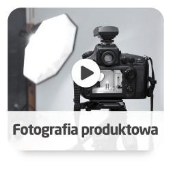 Kurs fotografia produktowa - wersja ON-LINE