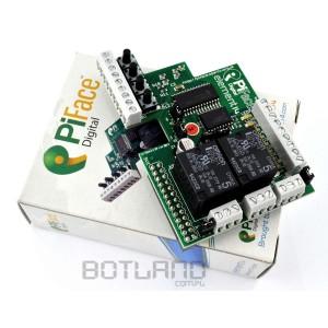 Rozszerzenie do minikomputera Raspberry Pi - Piface