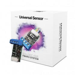 Fibaro Universal Binary Sensor FGBS-001 - konwerter czujników binarnych - Z-Wave oraz DS18B20