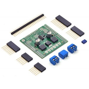 Dwukanałowy sterownik silników dla Arduino