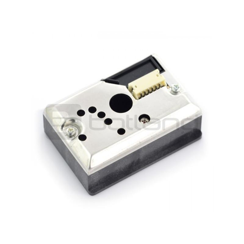 Czujnik pyłu / stężenia cząstek - monitor czystości powietrza GP2Y1010AU0F