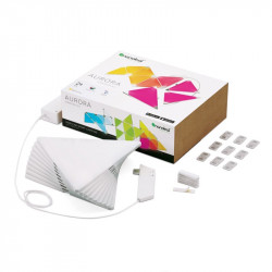 Aurora Nanoleaf Light Panels Smarter Kit - 9 paneli + kontroler