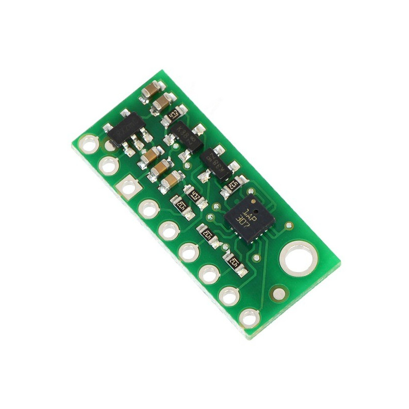 LPS331AP - pressure and altitude sensor 126kPa I2C / SPI 3-5V - Pololu 2126*