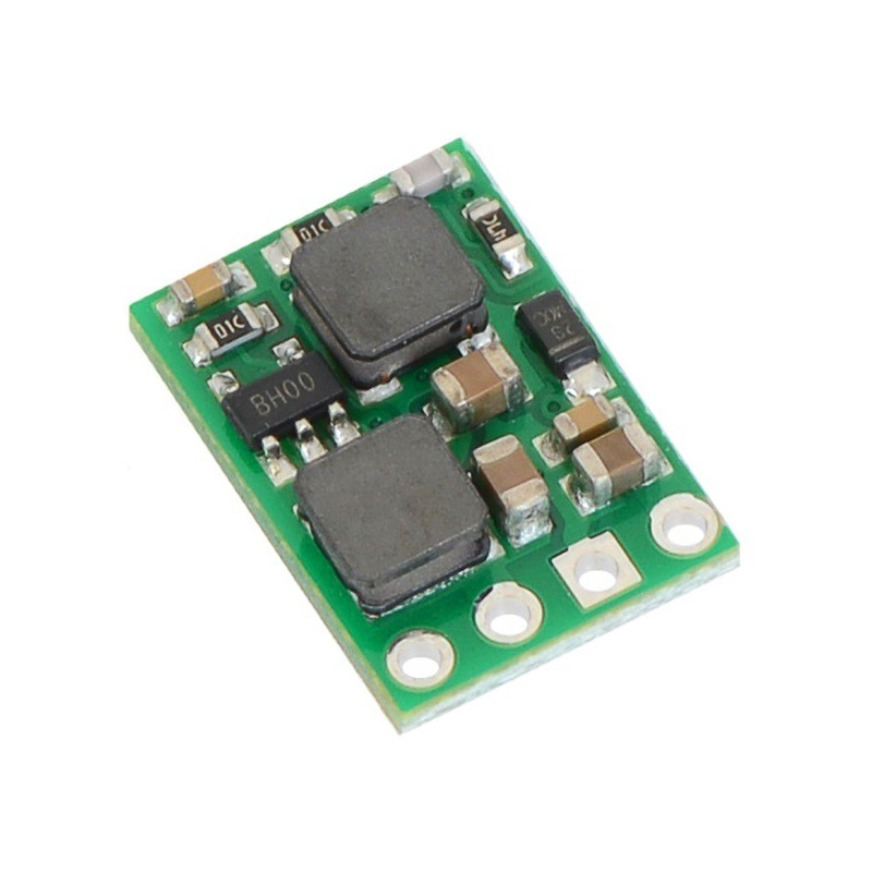 Step-Up/Step-Down Voltage Regulator S10V4F5 - 5V 0,4A - Pololu 2121