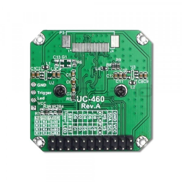 ArduCam MT9V022 0,36MPx 60fps - camera module monochrome*