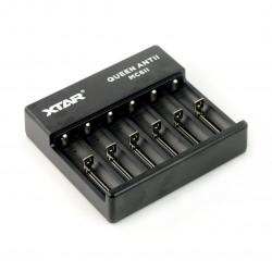 Ładowarka akumulatorów Li-Ion - XTAR MC6 II - AA, AAA 1-6 szt.