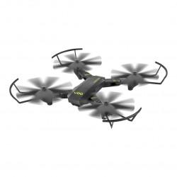 Dron quadrocopter uGo Sirocco 2,4GHz WiFi z kamerą - 44cm