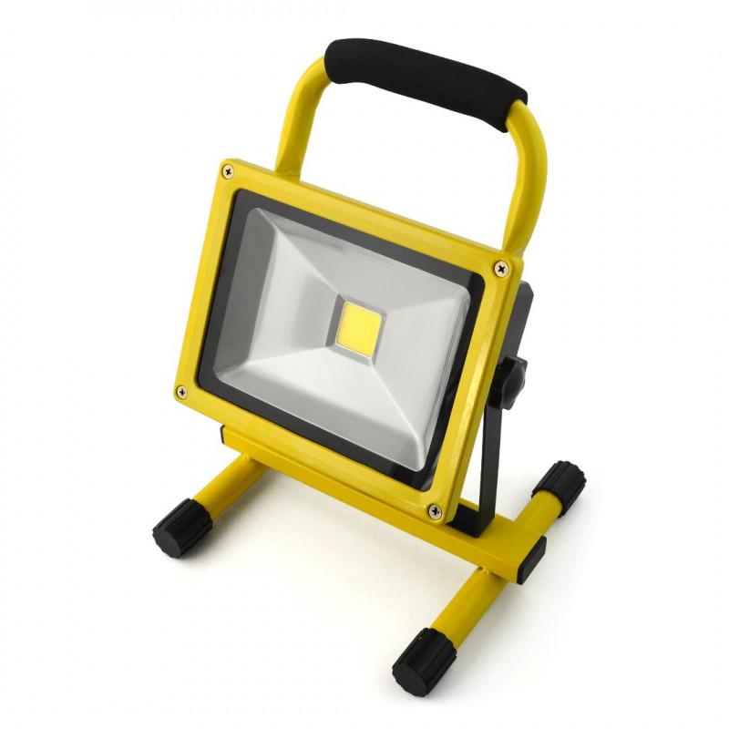 Lampa przenośna LED ART 4111020A, 20W, 1600lm, 230V, 4000K - biała neutralna