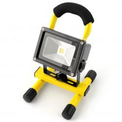 Lampa przenośna LED ART, 10W, 230V, 4000K - biała neutralna