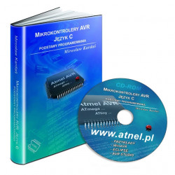 Mikrokontrolery AVR Język C Podstawy programowania - Mirosław Kardaś