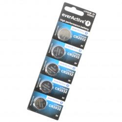 Bateria litowa CR2032 3V EverActive - 5szt.