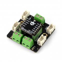 2x 1.2A DC motor driver with gravity connector TB6612FNG