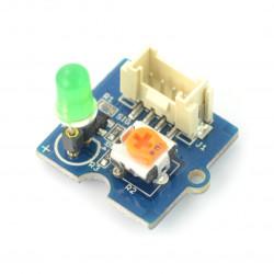 Grove - dioda LED zielona