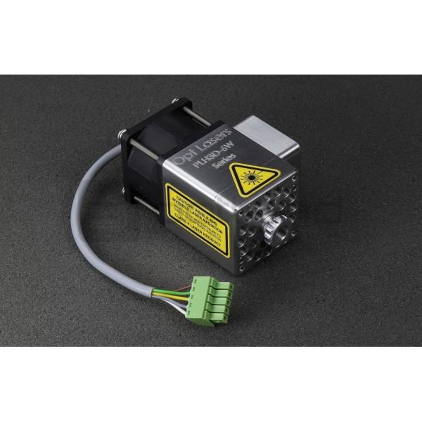 Nietypowy Okaz Laser grawerujący 3D/CNC - PLH3D-6W-XF - 12-24V/6W - Sklep dla UT56