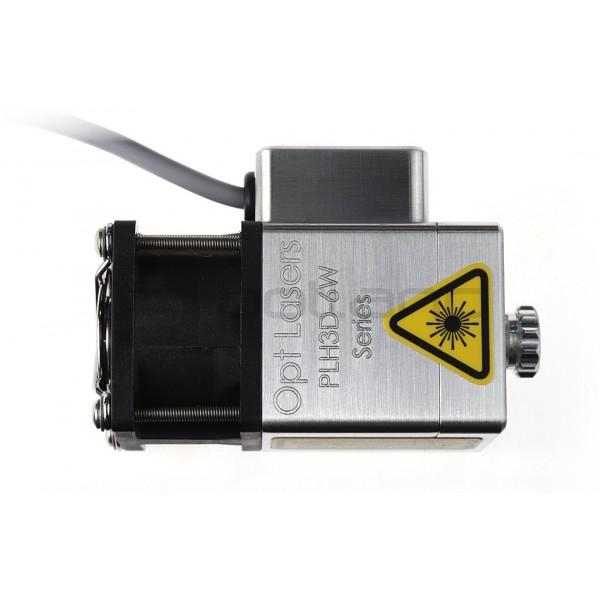 Wspaniały Laser grawerujący 3D/CNC - PLH3D-6W-XF - 12-24V/6W - Sklep dla VW27