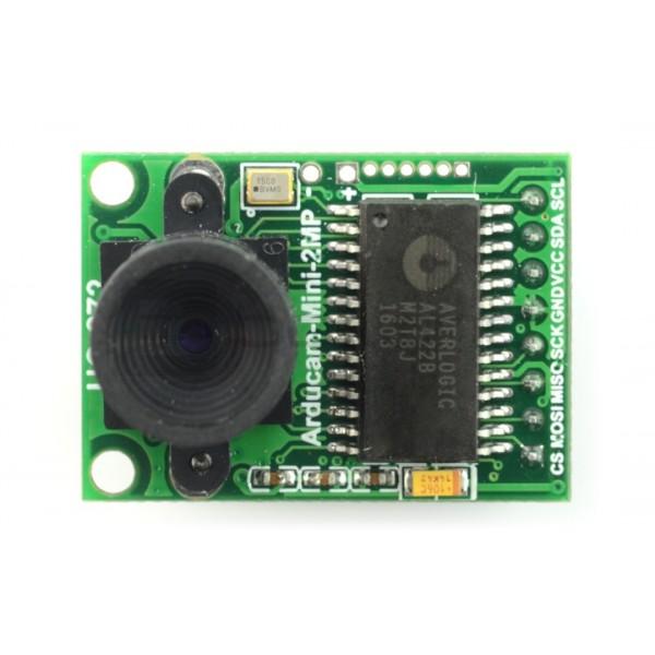 Kamera ArduCam OV2640 2MPx + moduł WiFi ESP8266
