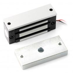 Elektromagnes trzymający 12V 60kgf