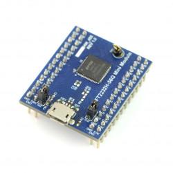 FT2232H-56Q - mini moduł USB Hi-Speed - interfejs FIFO