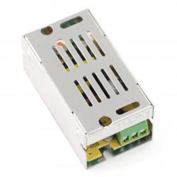 Zasilacz montażowy do taśm i pasków LED 12V / 1A / 12W