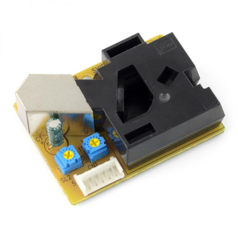Czujnik pyłu / czystości powietrza PM2.5 - PPD42NS - 5V PWM