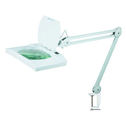 Lampa do blatu z lupą 5D i podświetlaniem LED