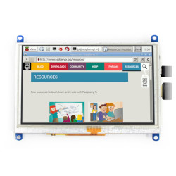 5inch HDMI LCD (G) IC Test Board