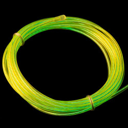 Sparkfun EL Wire - przewód elektroluminescencyjny - fluorescencyjny zielony - 3m
