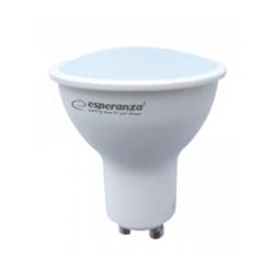 Żarówka LED Esperanza ELL141, GU10, 4W, 320lm, barwa ciepła