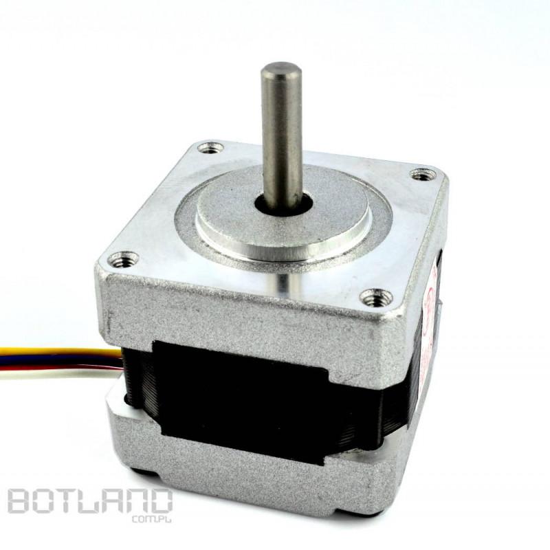 Silnik krokowy 39BYGH405B 200 kroków/obr 12V/ 0.4A/ 0.21Nm