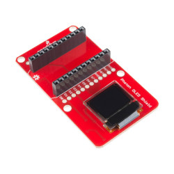 SparkFun OLED Shield dla Photon Micro