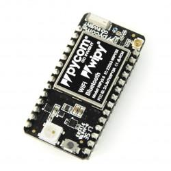WiPy 3.0 IoT ESP32- moduł WiFi, Bluetooth BLE + Python API