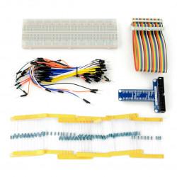 Zestaw prototypowy dla Raspberry Pi 3B+/3B/2B