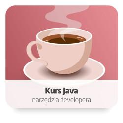Kurs Java - Narzędzia developera - wersja ON-LINE