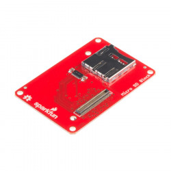 SparkFun Block for Intel® Edison - microSD - moduł do Intel Edison