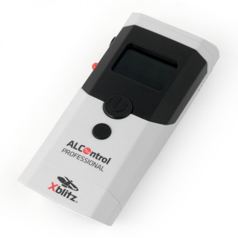 Electrochemical breathalyzer Xblitz ALControl*