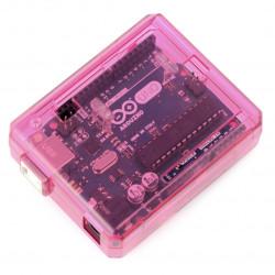 Obudowa przeroczysta otwarta dla raspberry pi - sbcomponents